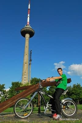 Join our next FREE bike tour on Friday, August, 14th, 5 pm (free bikes as well)