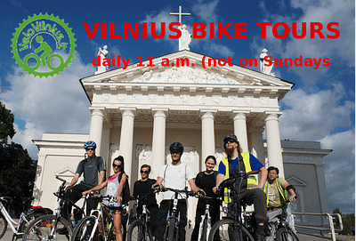 The Bike Tour Season starts 1st of May: Daily City tours an MTB Tours!