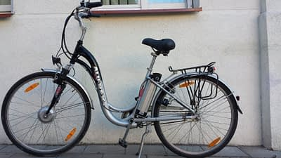 €499 --- Electric bicycles for the price of an ordinary bicycle!