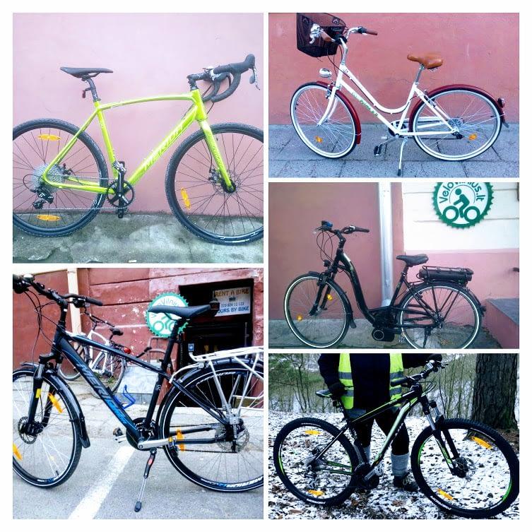 Rental bike types 2020
